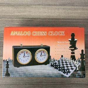 ♟Analog Chess Clock♟